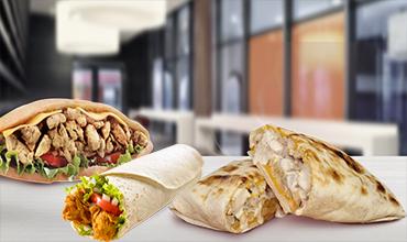 Sandwich / Tacos